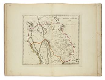 CAREY, MATHEW. Careys General Atlas.