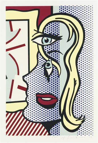 ROY LICHTENSTEIN Art Critic.