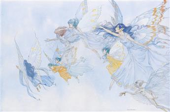 ERIC KINCAID. Flutter of fairies.