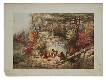 KRIEGHOFF, CORNELIUS (after). Indian Chiefs.