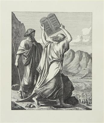 DALZIEL BROTHERS. Dalziels Bible Gallery.