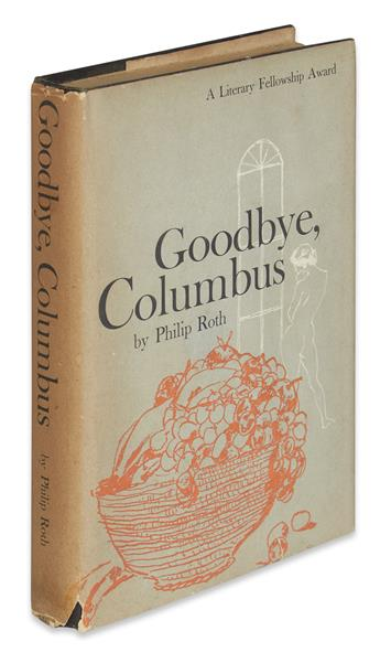 ROTH, PHILIP. Goodbye, Columbus.