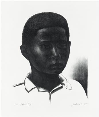 JOHN WILSON (1912 - 2015) Black Boy.