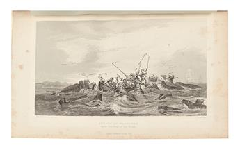 (ARCTIC.) Beechey, Frederick W. A Voyage of Discovery Towards the North Pole, Performed in His Majestys Ships Dorothea and Trent.
