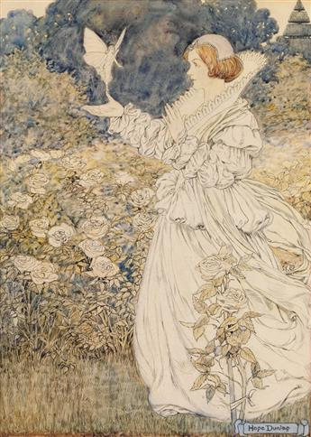 HOPE DUNLAP. The Rose Fairy.