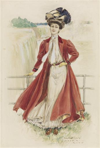 ARCHIE GUNN. The Bride of Niagara.