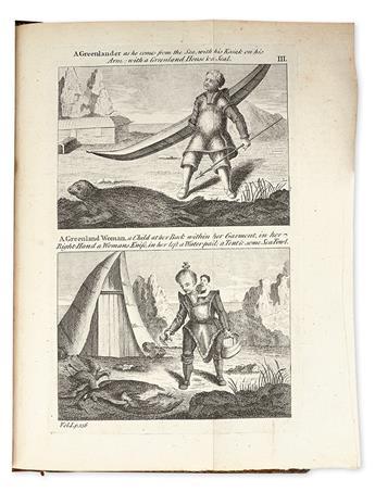 (ARCTIC.) Crantz, David. The History of Greenland.