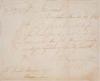 FRANKLIN, BENJAMIN. Document Signed,