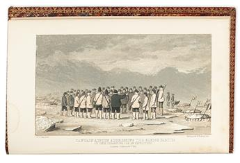 (ARCTIC.) [Donnet, James, ed.] Arctic Miscellanies: A Souvenir of the Late Polar Search by the Officers and Seamen of the Expedition.