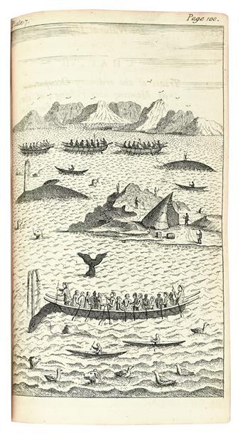 (ARCTIC.) Egede, Hans. A Description of Greenland.