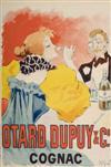 GEORGES MEUNIER (1873-1922) OTARD DUPUY & CO. COGNAC. Circa 1896. 48 x 33 inches. Chaix. Paris.