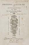 GAUTIER DE CHÂTILLON, PHILIPPE. Alexandreidos libri decem.  1558