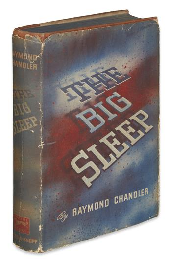 CHANDLER, RAYMOND. The Big Sleep.