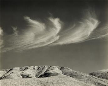 EDWARD WESTON (1886-1958) Texas Springs, Death Valley.
