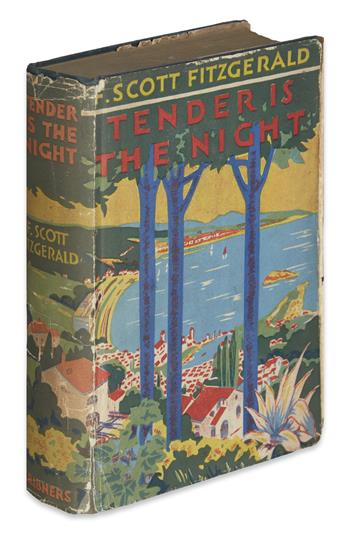 FITZGERALD, F. SCOTT. Tender is the Night.