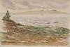 PALMER HAYDEN (1890 - 1973) Ocean Point, Maine.