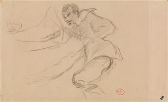 HENRI-EDMOND CROSS (Douai 1856-1910 Var) Three drawings.