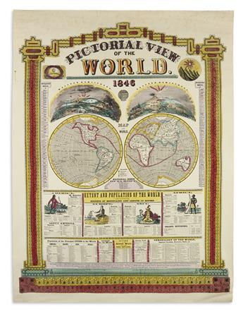 PHELPS, HUMPHREY. Pictorial View of the World.