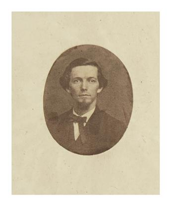 (CIVIL WAR--NEW YORK.) Barton, Albert R. Diaries of a New York medical student and Lincoln campaign worker.
