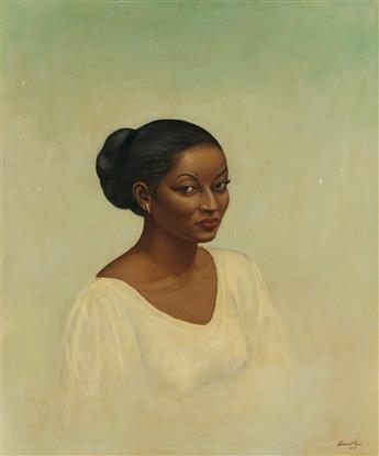 SAMUEL COUNTEE (1909 - 1959) Portrait of Beauty.
