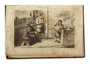 (MEXICO.) [Jara y Sánchez de Molina, Juan de la.] Adiciones a la historia del ingenioso hidalgo don Quijote de la Mancha.