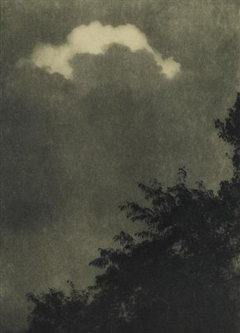ALVIN LANGDON COBURN (1882-1966) The Cloud.
