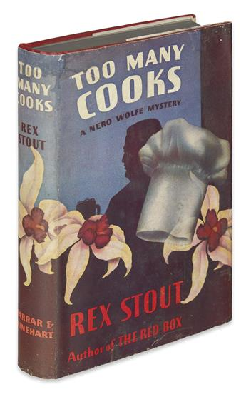 STOUT, REX. Too Many Cooks.