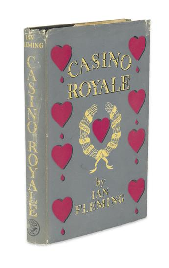 FLEMING, IAN. Casino Royale.