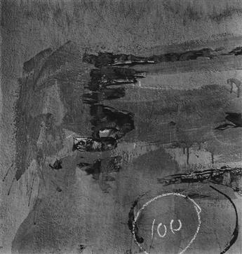 AARON SISKIND (1903-1991) Lima 80 (Homage to F.K.).