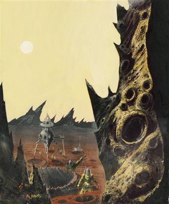 RICHARD POWERS. Star Science Fiction Stories.