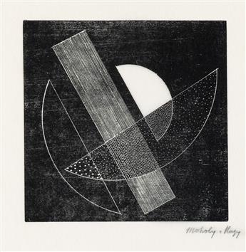 (DESIGN.) Moholy-Nagy, László. Composition [for Het Overzicht.]