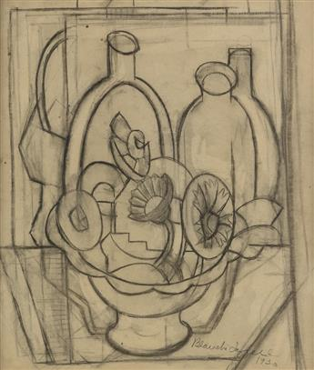 BLANCHE LAZZELL Still Life.