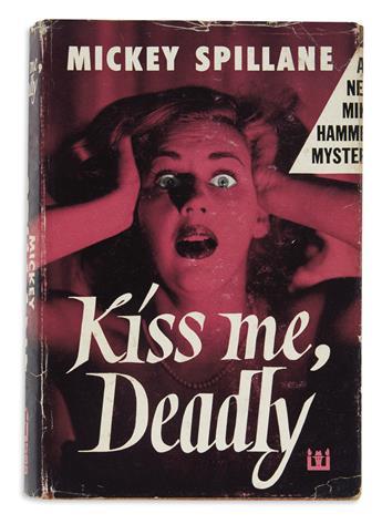 SPILLANE, MICKEY. The Big Kill * Kiss Me, Deadly.