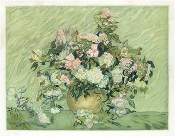VINCENT VAN GOGH (after) Les Roses