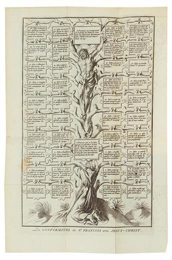 [ALBERUS, ERASMUS.] LAlcoran des Cordeliers.