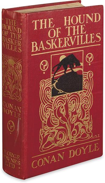DOYLE, ARTHUR CONAN. Hound of the Baskervilles.