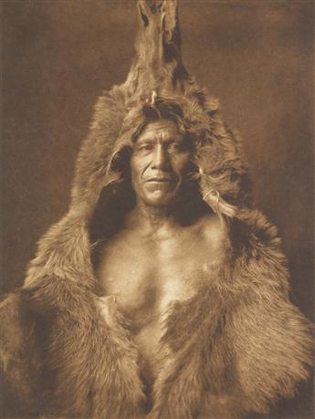 EDWARD S. CURTIS (1868-1952) The North American Indian, Portfolio V.
