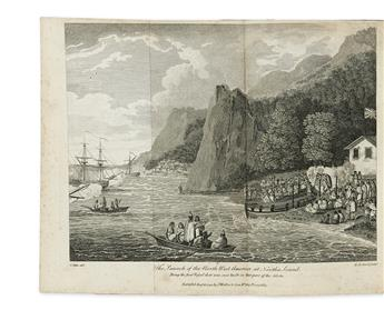 (ALASKA.) Meares, John. Voyages Made in the Years 1788 and 1789, from China to the N. W. Coast of America.