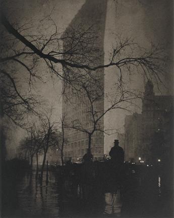 (EDWARD STEICHEN) (1879-1973) A portfolio entitled The Early Years 1920-1927.