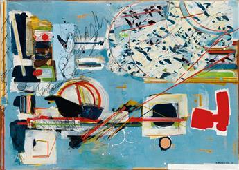 SAM MIDDLETON (1927 - 2015) Jazz Is Free As A Bird.
