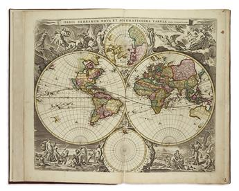 VISSCHER, NICOLAS; and others. Atlas Minor Sive Geographia Compendiosa.