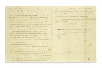 (CONGRESS.) Wilson, Edgar C. Letters written as United States Congressman from Virginia.
