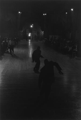 ROY DECARAVA (1919-2009) Dancers (Harlem).