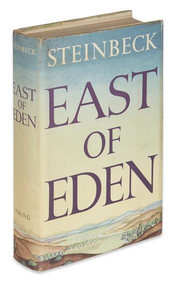 STEINBECK, JOHN. East of Eden.