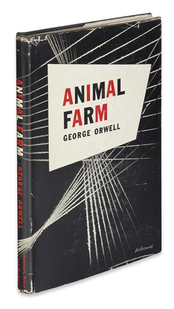 ORWELL, GEORGE. Animal Farm.
