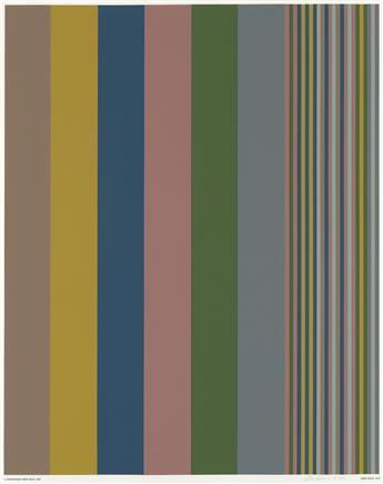 GENE DAVIS Smithsonian Institution Resident Associates Art Collectors Program 10th Anniversary.