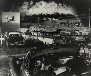 O. WINSTON LINK (1914-2001) Hotshot Eastbound, Jaeger, West Virginia.