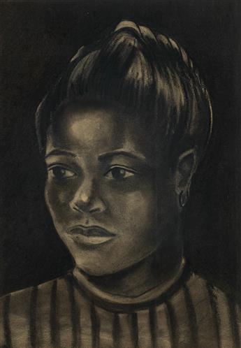 WILLIAM E. SMITH (1913 - 1977) Matilda.