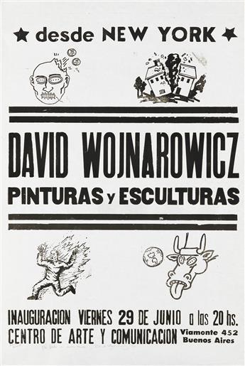 DAVID WOJNAROWICZ (1954-1992)  Desde New York.
