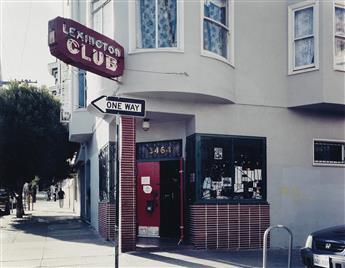 A Trip Down (False) Memory Lane @ The Lexington Club.